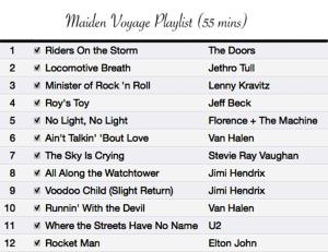 Maiden Voyage Playlist