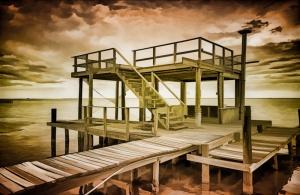 Titusville Deck