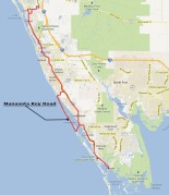 Manasota Key Road
