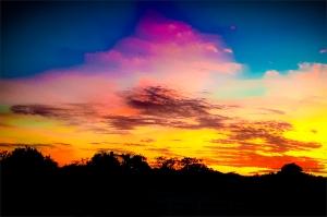 Sarasota Sunset in November